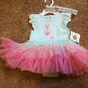 Baby girl 6 month dress